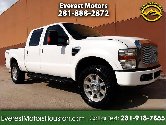 2010 Ford F-250 SD KING RANCH CREW CAB SWB 4WD