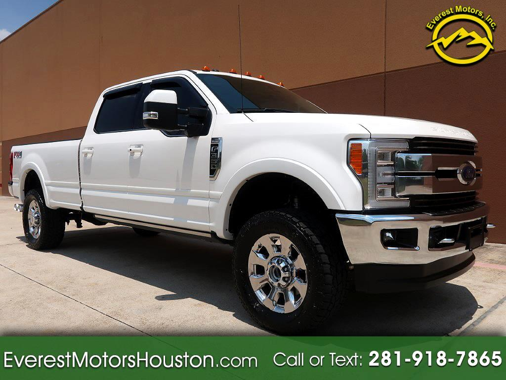 2017 Ford Super Duty F-350 SRW King Ranch 4WD Crew Cab 8' Box
