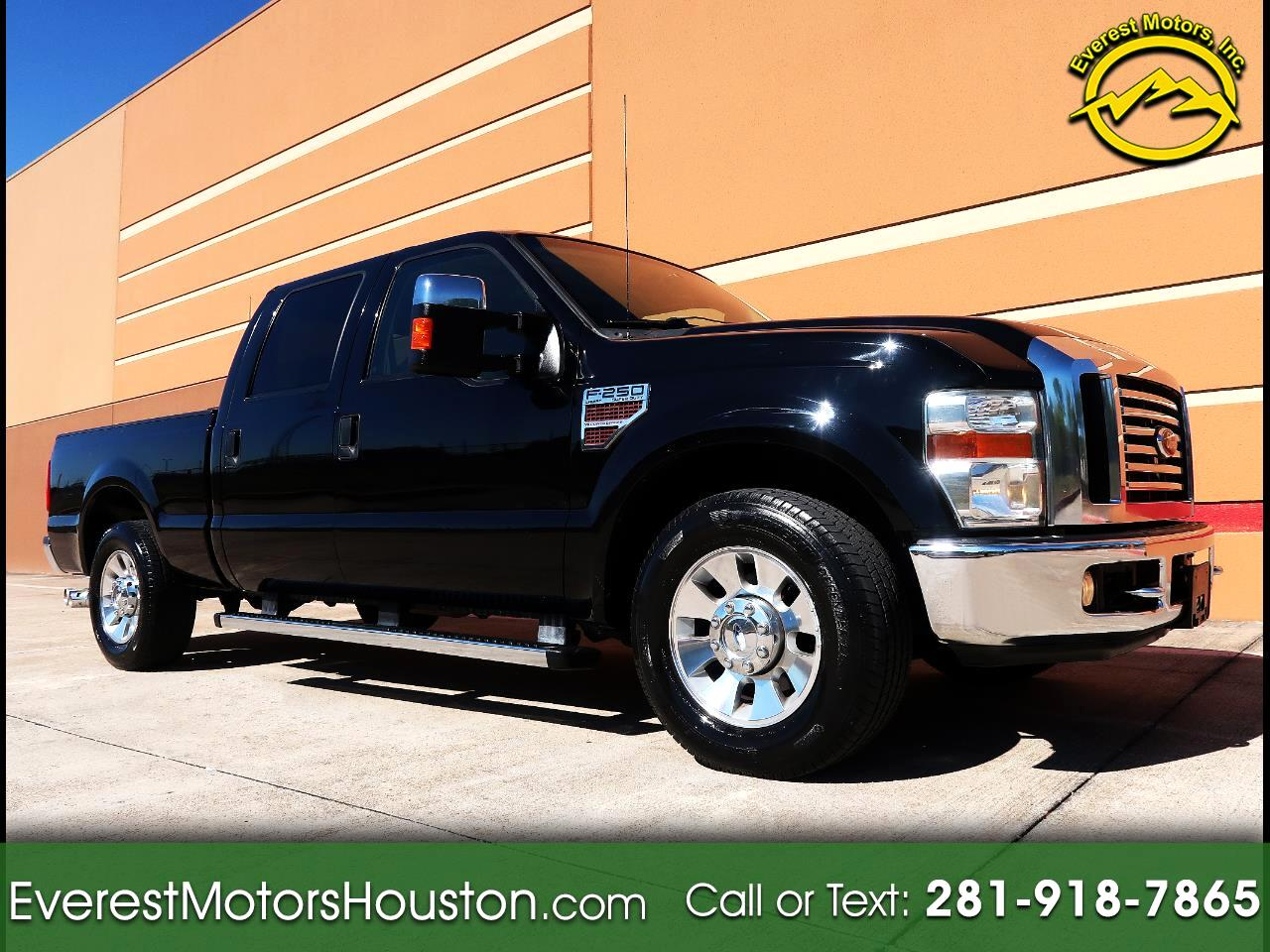 Used Cars For Sale Houston Tx 77063 Everest Motors Inc 2004 Ford F 250 Lariat Texas 2009 Super Duty Srw 2wd Crew Cab 156