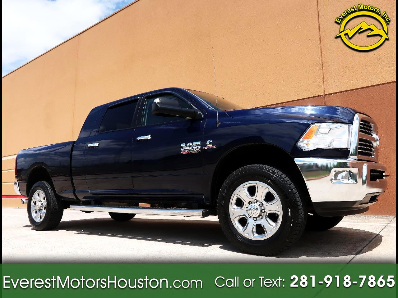 2015 Dodge Ram 2500 4WD Mega Cab Short Bed Lone Star Edition