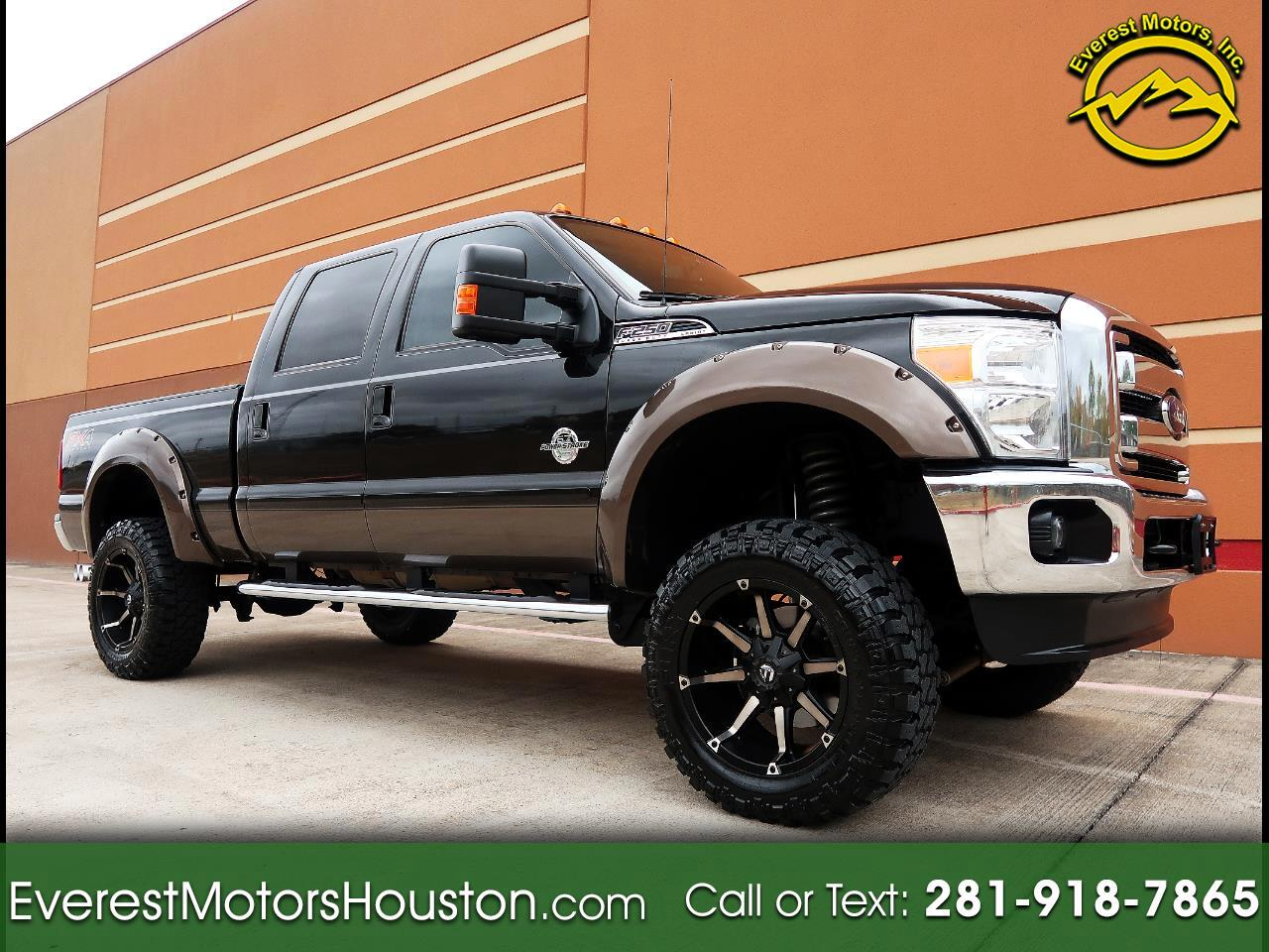 Used Cars For Sale Houston Tx 77063 Everest Motors Inc 2015 Ford F 250 King Ranch Sel Super Duty Srw 4wd Crew Cab 156 Lariat