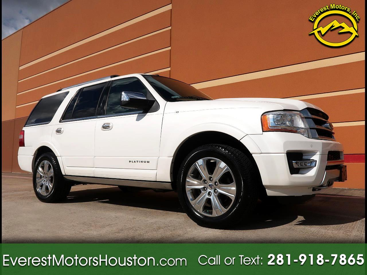 2015 Ford Expedition Platinum 4X4 20