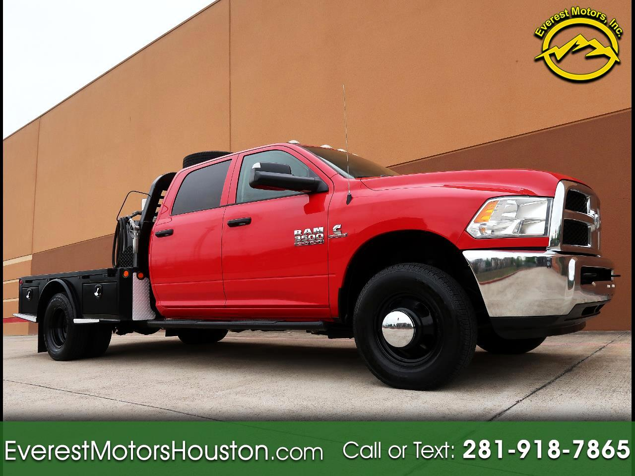 2015 Dodge Ram 3500 TRADESMAN CREW CHASSIS AND CAB 4WD DRW AISIN TRANS