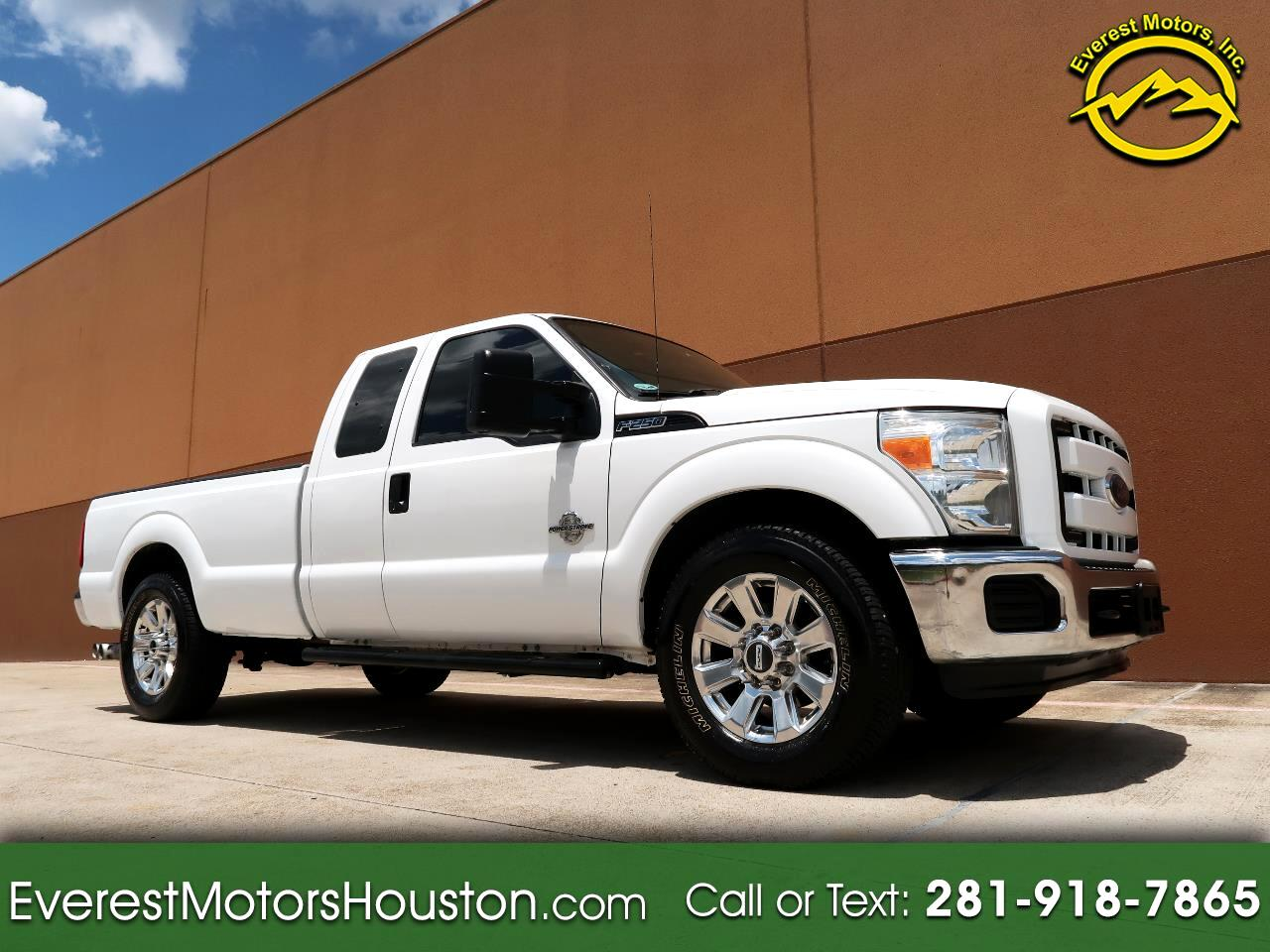 2014 Ford F-250 SD XL EXT.CAB LONG BED 2WD DIESEL
