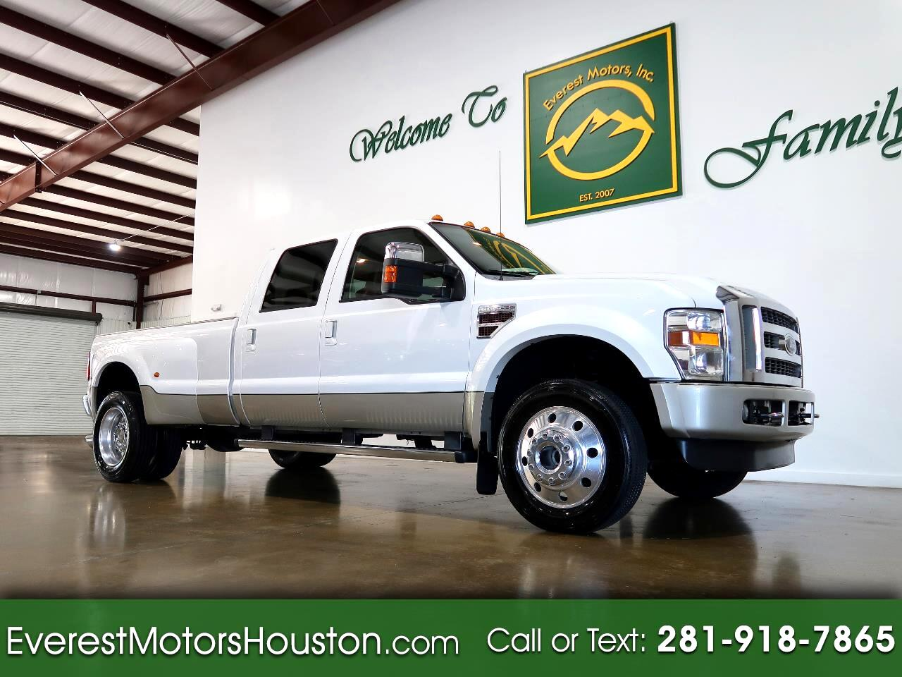 Ford F-450 SD  2010
