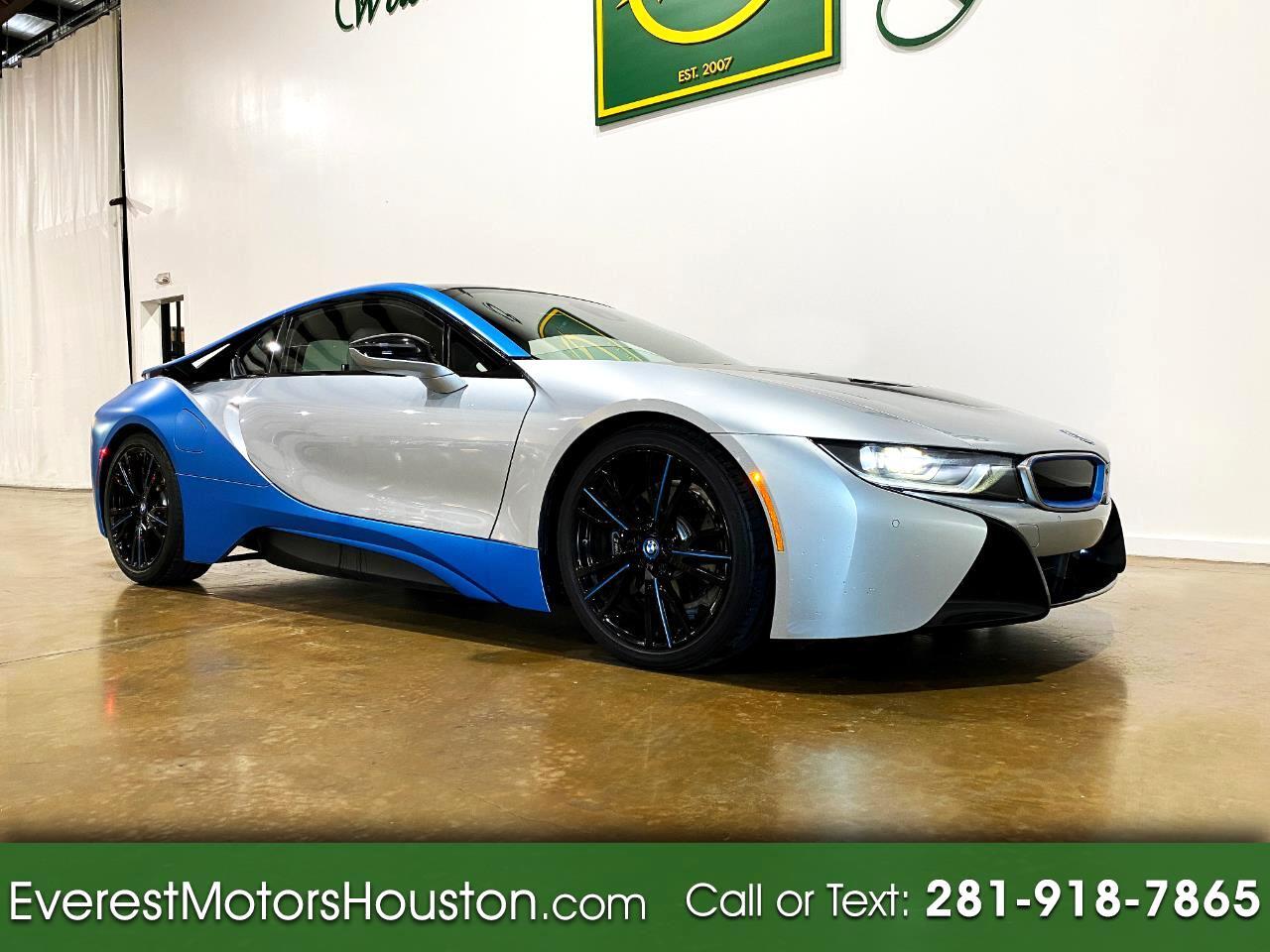 BMW i8 Base 2014