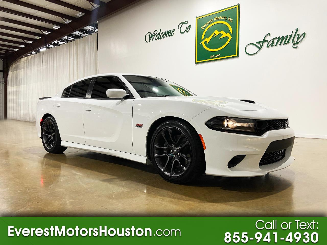 Dodge Charger Scat Pack RWD 2021