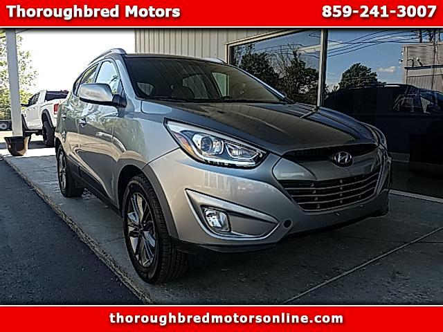 2015 Hyundai Tucson Limited AWD