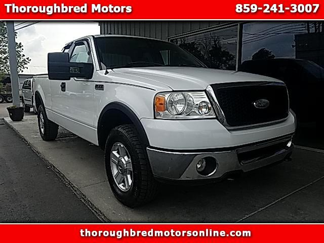 2008 Ford F-150 XLT 4WD SuperCab 6.5' Box