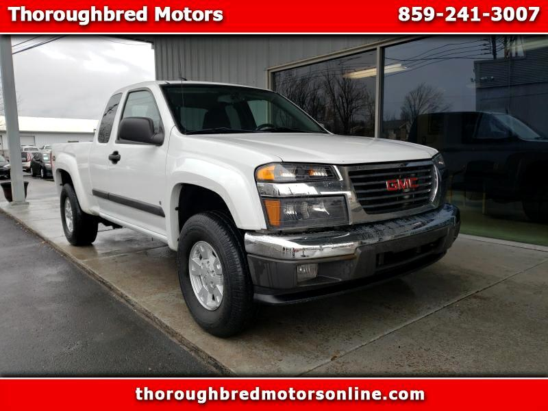 2008 GMC Canyon SLT Ext. Cab 4WD