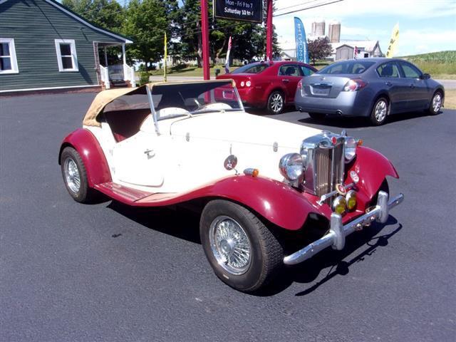 1952 Homemade Car 1984 Convertible