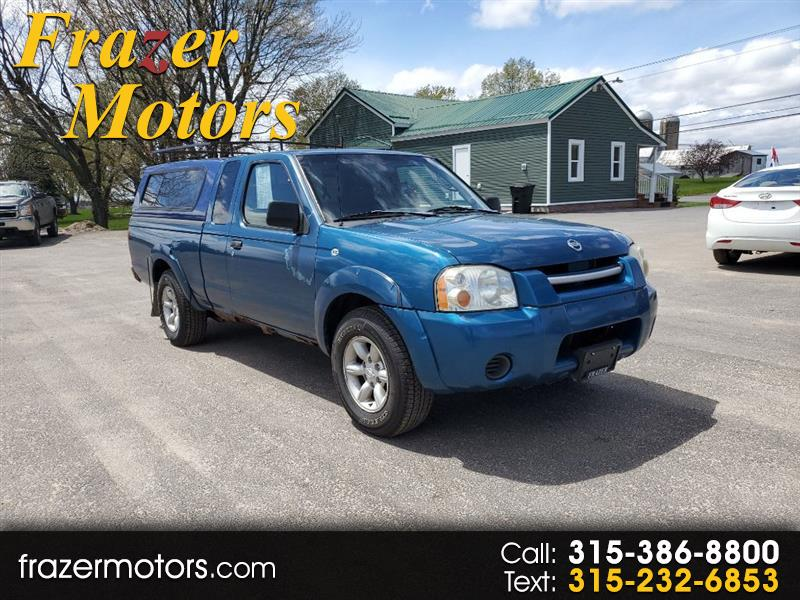 2003 Nissan Frontier KING CAB XE