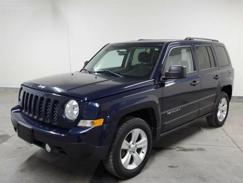 Jeep PATRIOT SP  2014