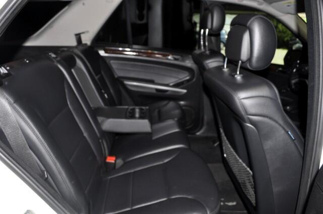 2010 Mercedes-Benz M-Class ML 350