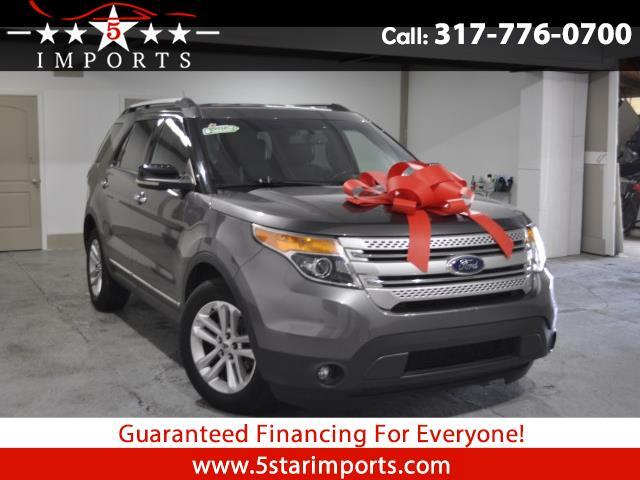 2011 Ford Explorer XLT FWD