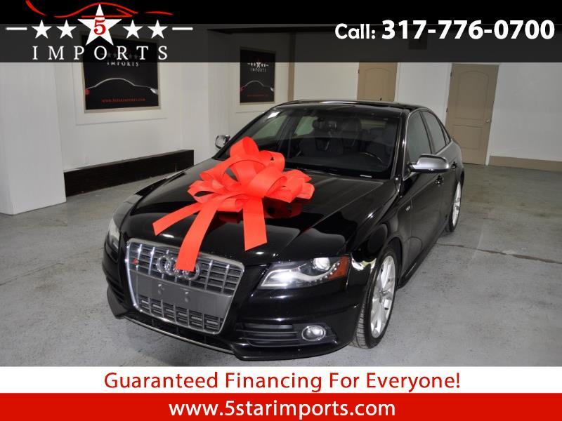 2012 Audi S4 Premium Plus quattro
