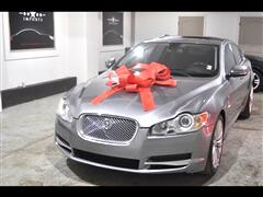 2011 Jaguar XF-Series