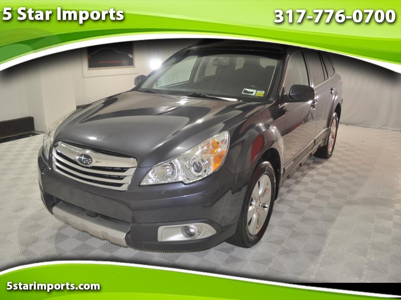 Subaru Outback 2.5i Premium 2010