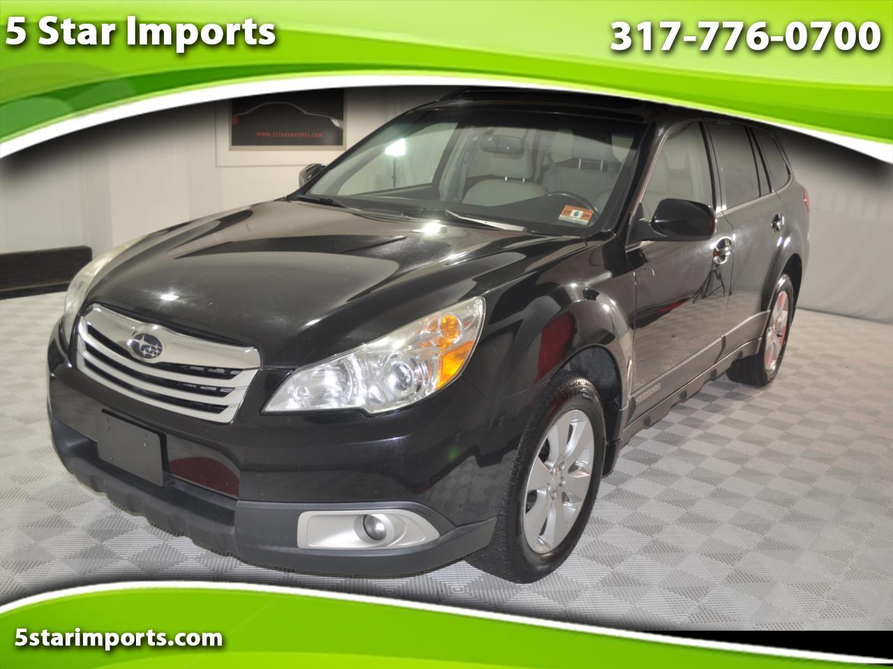 Subaru Outback 2.5i Limited 2010