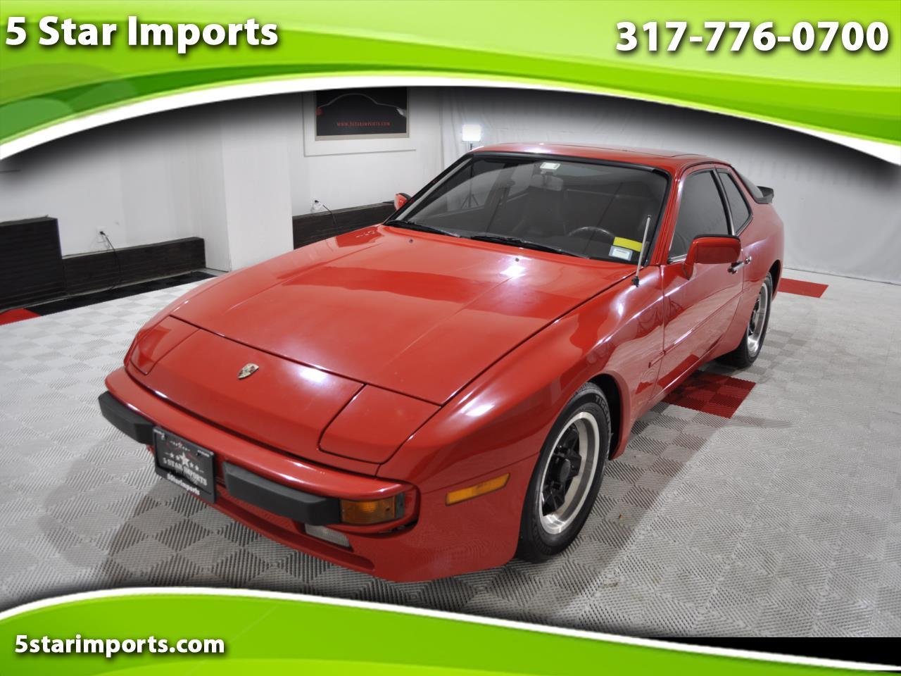 Porsche 944 Base 1983