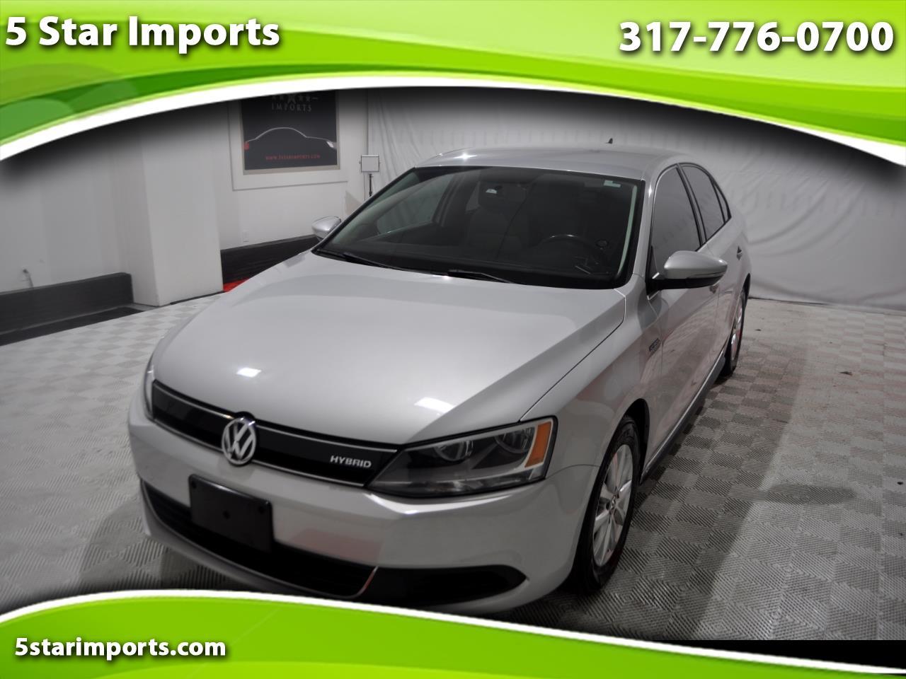Volkswagen Jetta Hybrid Base 2013