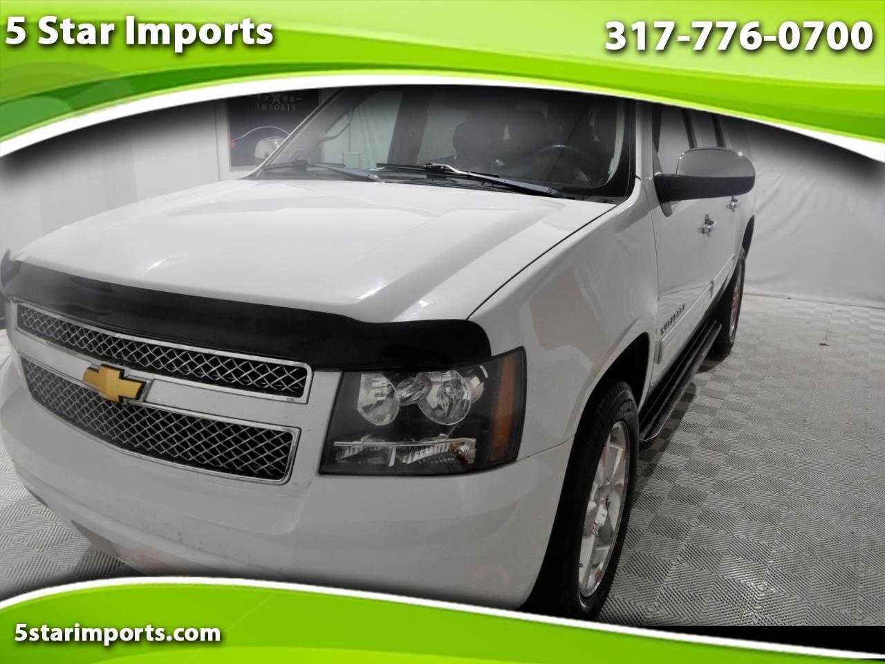 Chevrolet Suburban LT 1500 4WD 2012