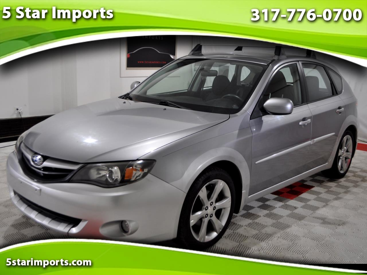 Subaru Impreza Outback Sport 2011