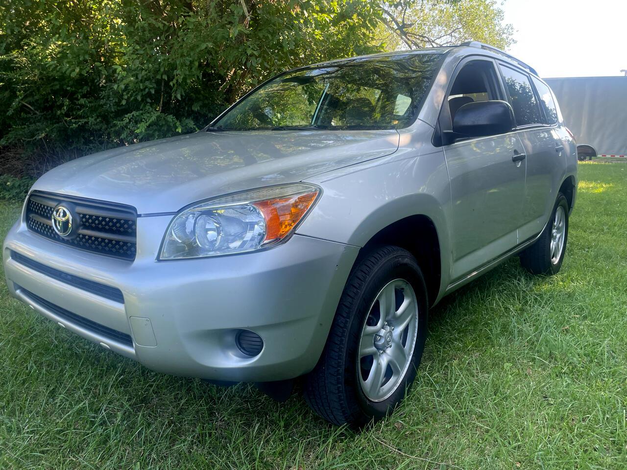 Toyota RAV4 Base I4 2WD 2007