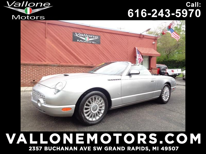 2004 Ford Thunderbird Pacific Coast Roadster