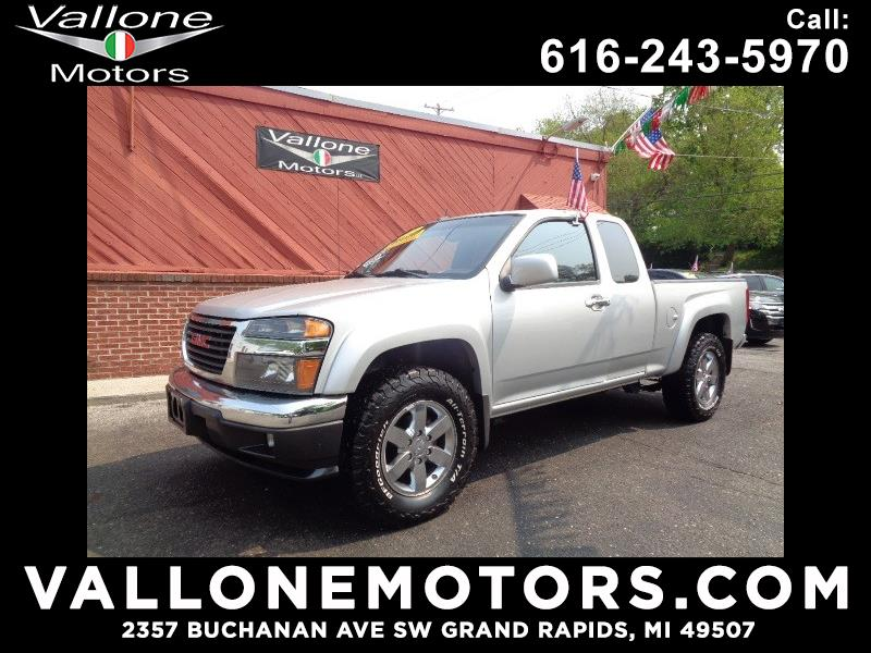2012 GMC Canyon SLT Ext. Cab 2WD