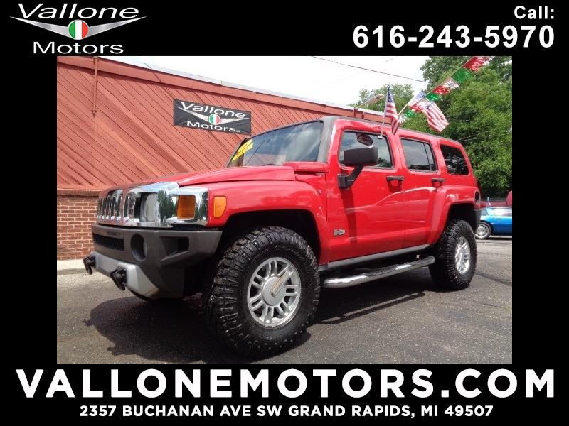 2008 HUMMER H3 4WD 4dr SUV Adventure