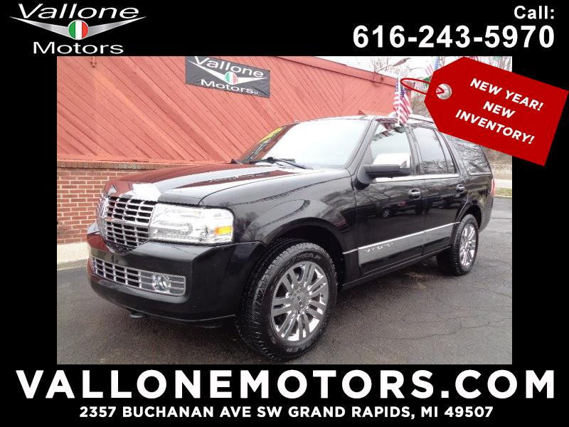 Lincoln Navigator 4dr 4WD Luxury 2008
