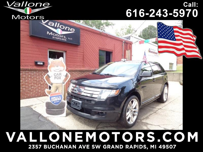 Ford Edge Sport AWD 2009