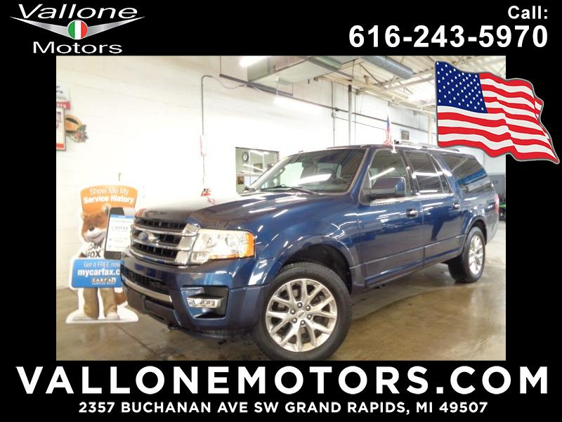 Ford Expedition EL Limited 4WD 2016