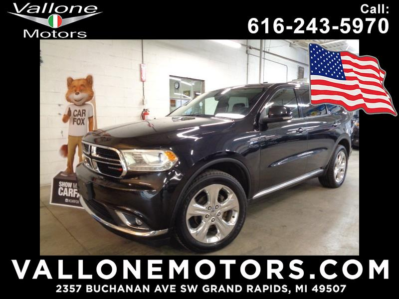 Dodge Durango Limited AWD 2015