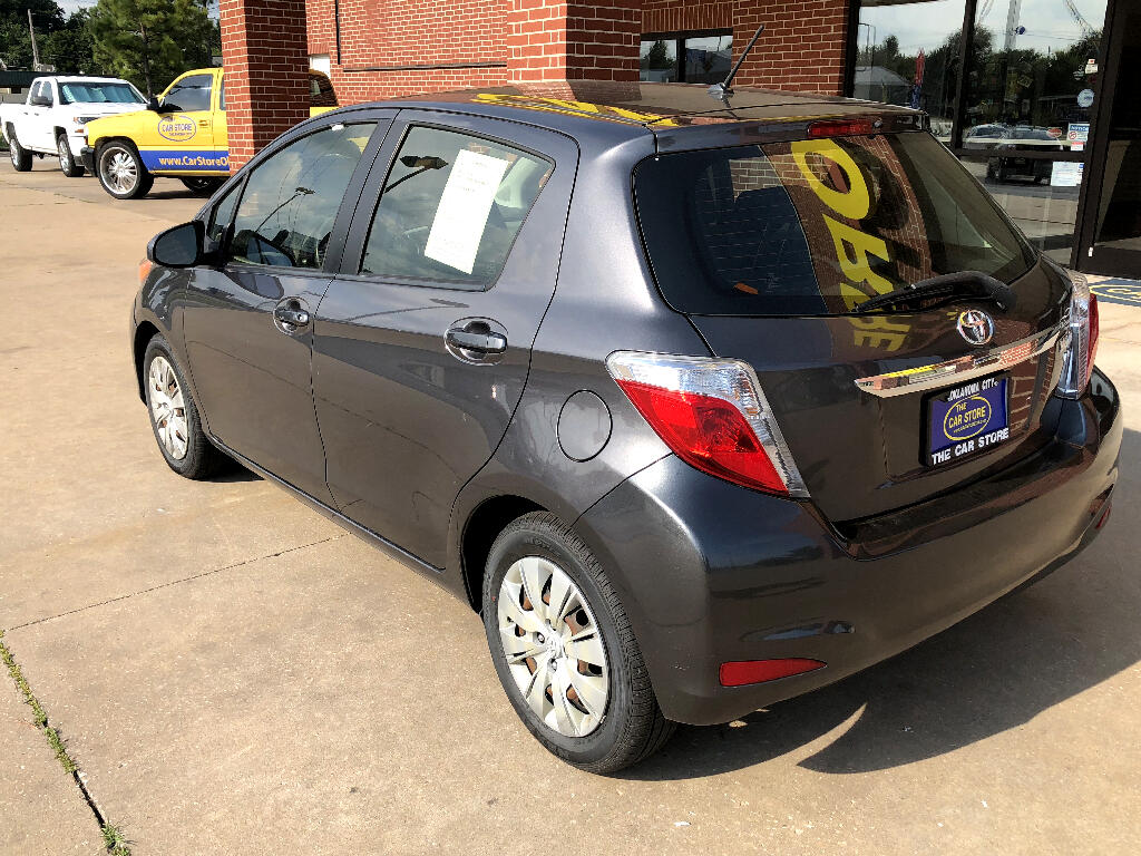 2013 Toyota Yaris 5dr Liftback Man SE (Natl)