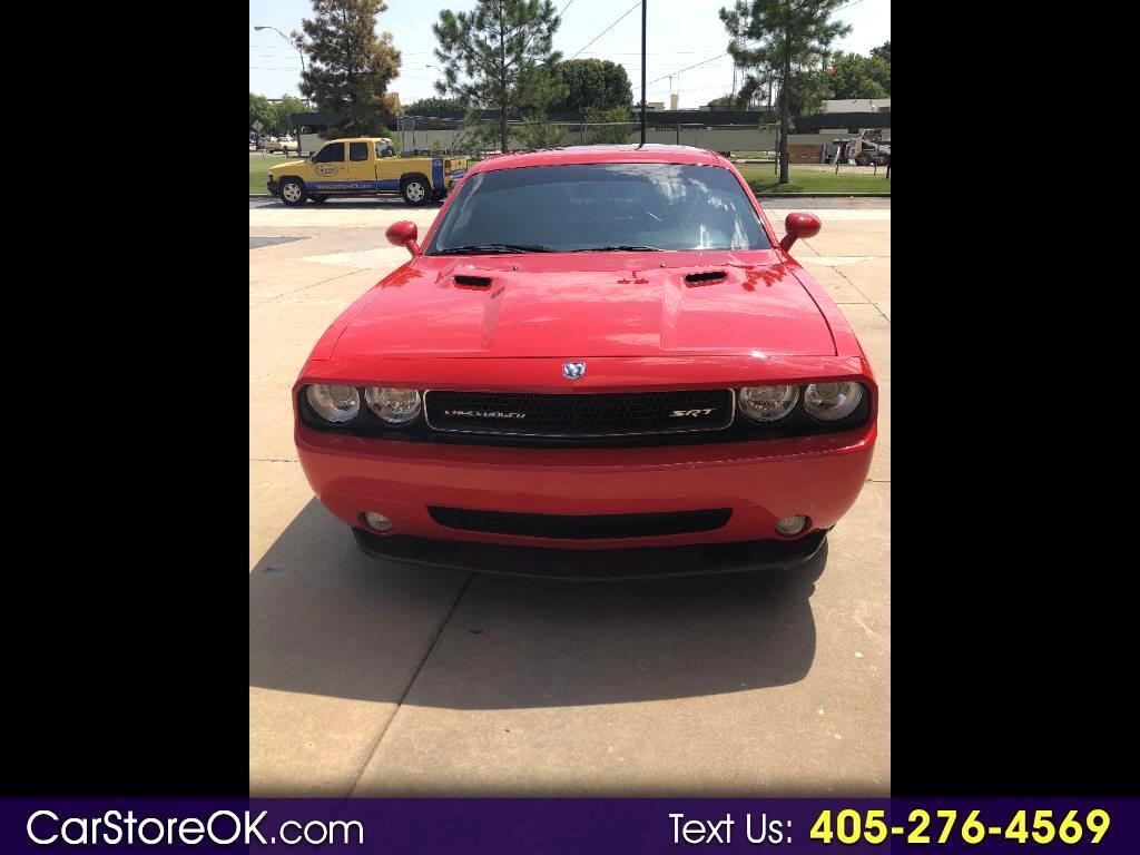 2010 Dodge Challenger 2dr Cpe SRT8