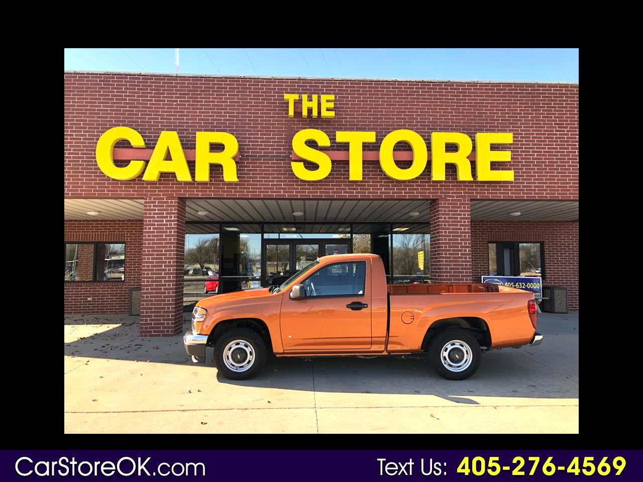 "2006 Chevrolet Colorado Reg Cab 111.2"" WB 2WD LS"