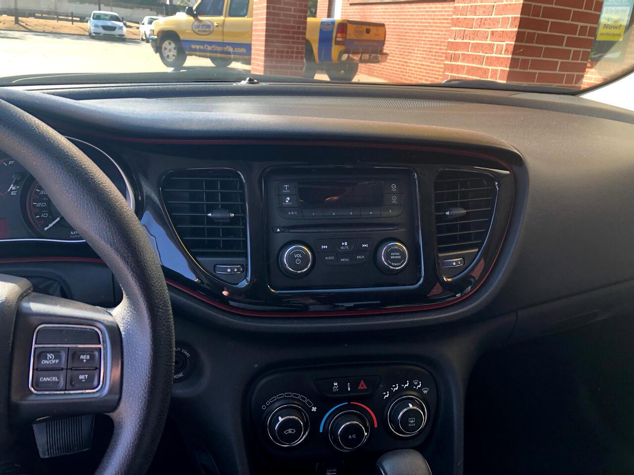 2016 Dodge Dart 4dr Sdn SXT *Ltd Avail*