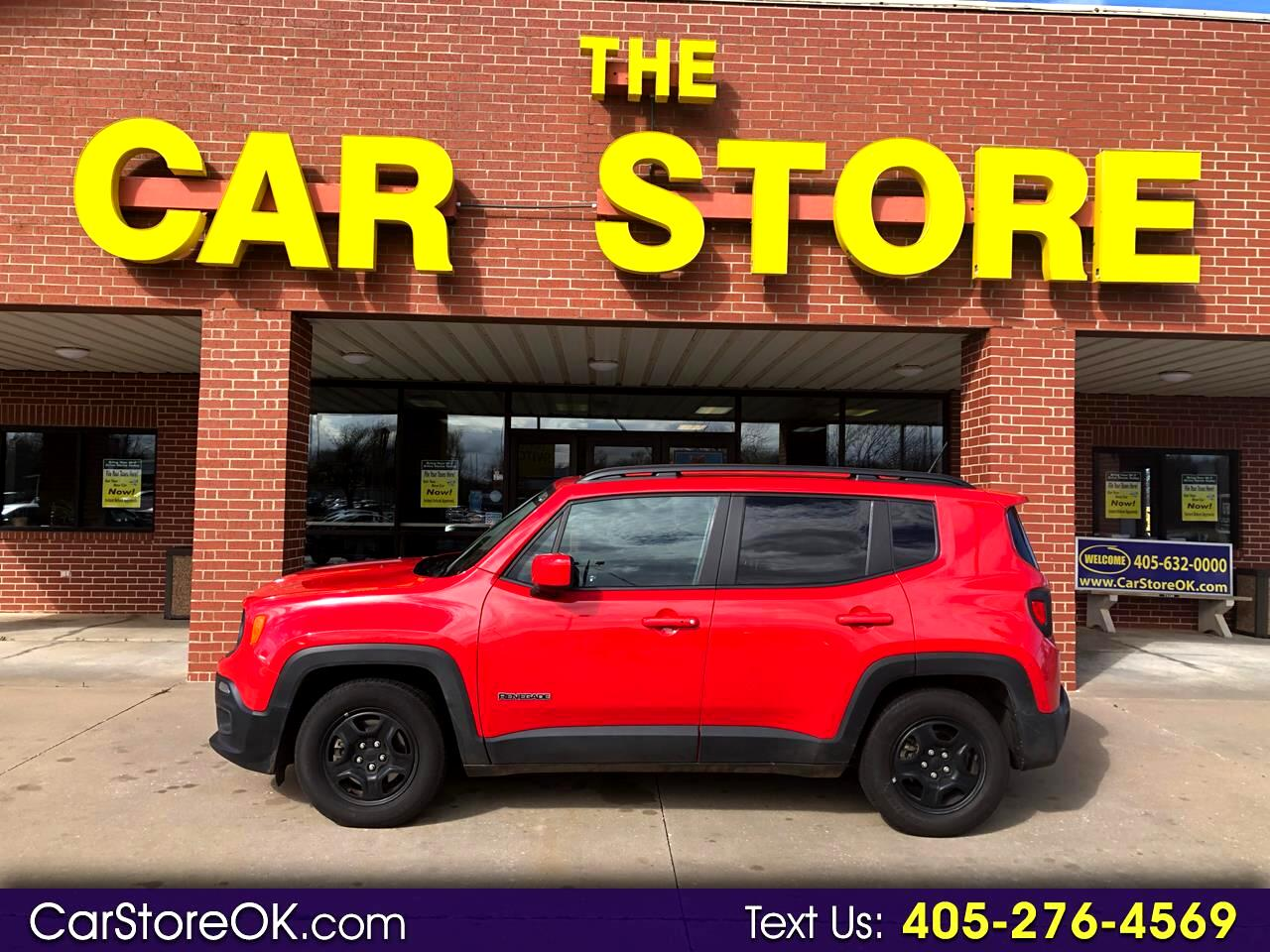 2016 Jeep Renegade FWD 4dr Latitude