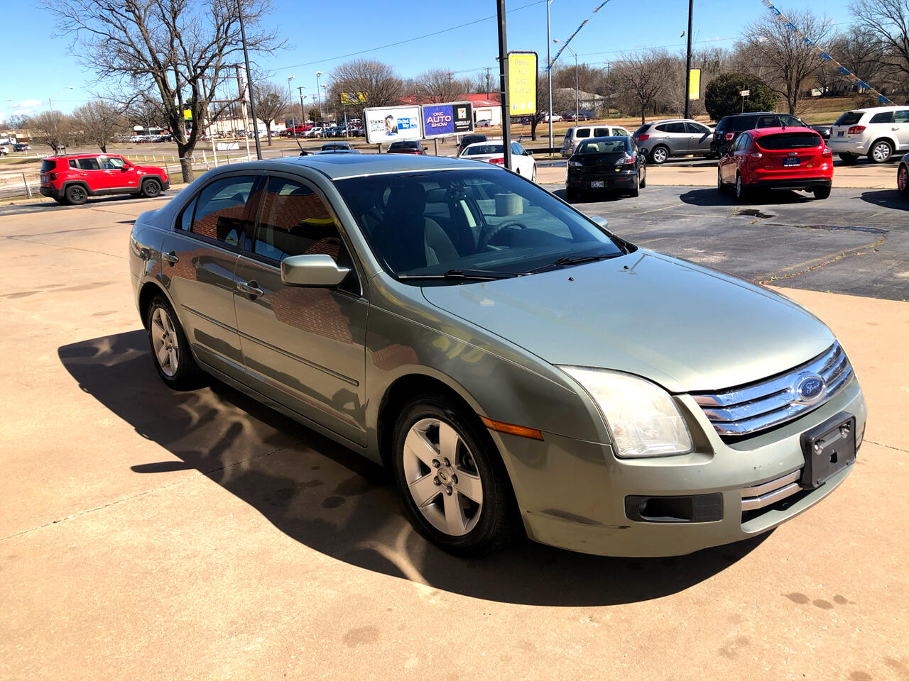 2009 Ford Fusion 4dr Sdn I4 SE FWD