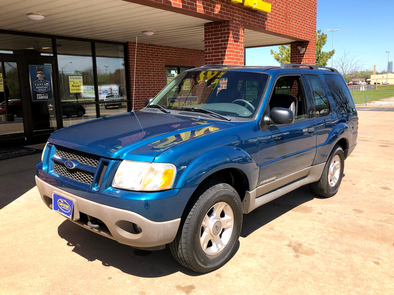 2001 Ford Explorer Sport 2dr 102