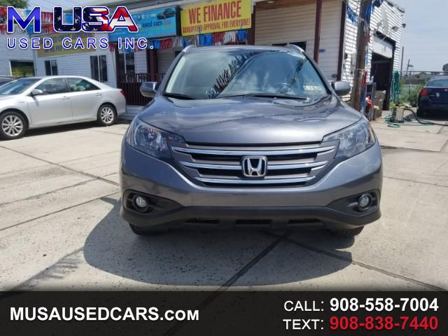 2012 Honda CR-V EX-L 4WD 5-Speed AT with Navigation