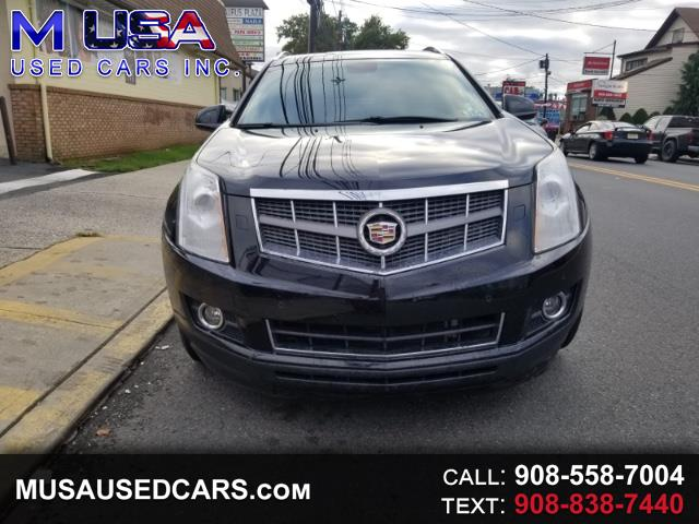 2011 Cadillac SRX AWD Premium Collection