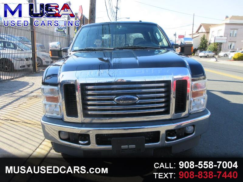 2010 Ford F-350 SD XLT Crew Cab Long Bed 4WD