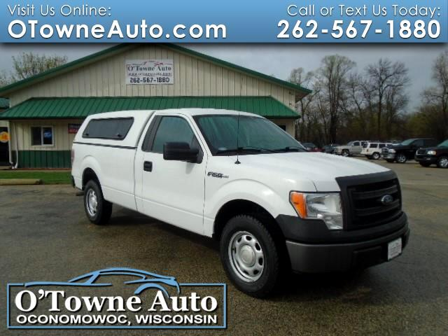 2013 Ford F-150 XL Long Bed 2WD