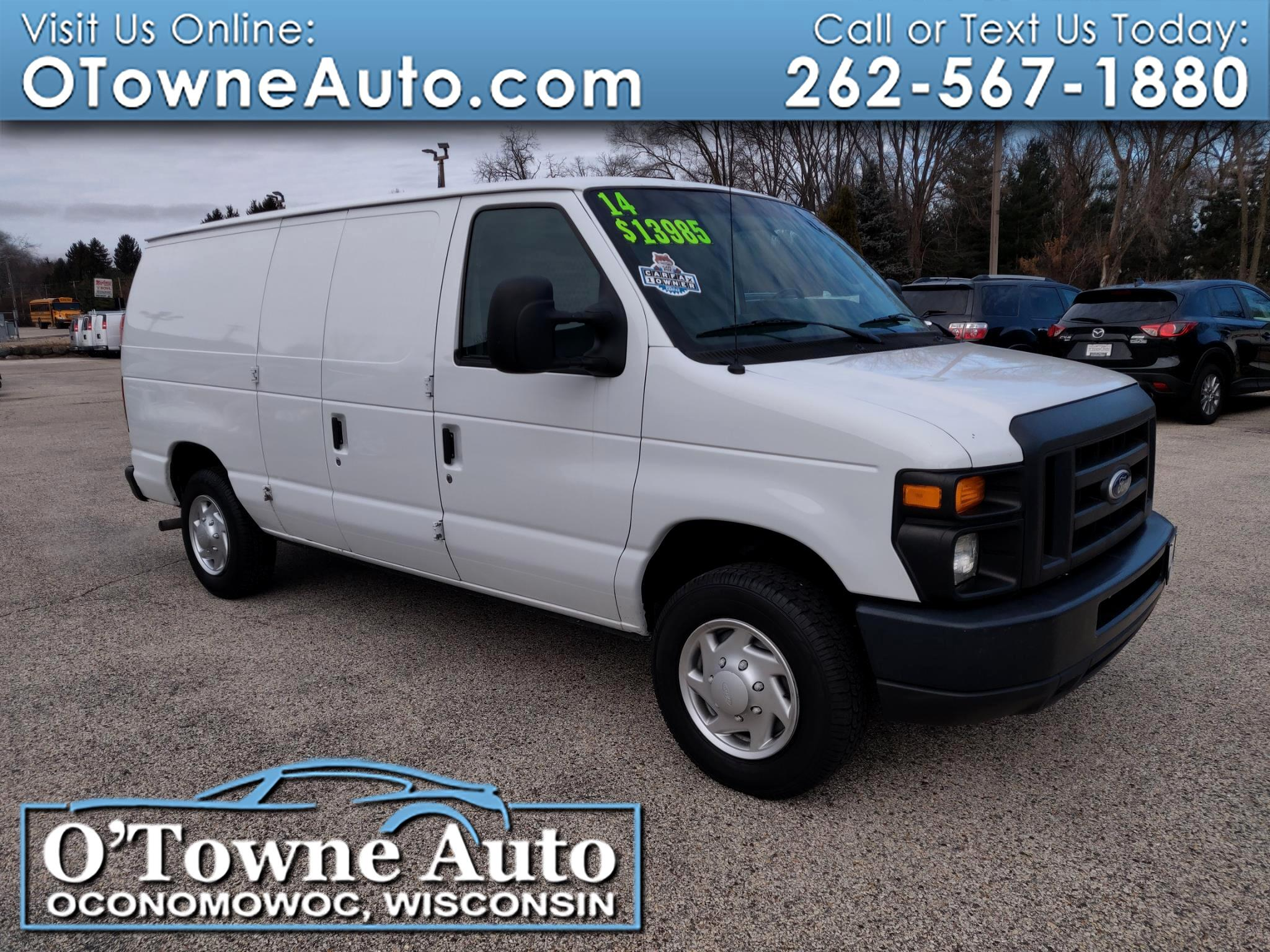 2014 Ford Econoline Cargo Van E-150 Recreational