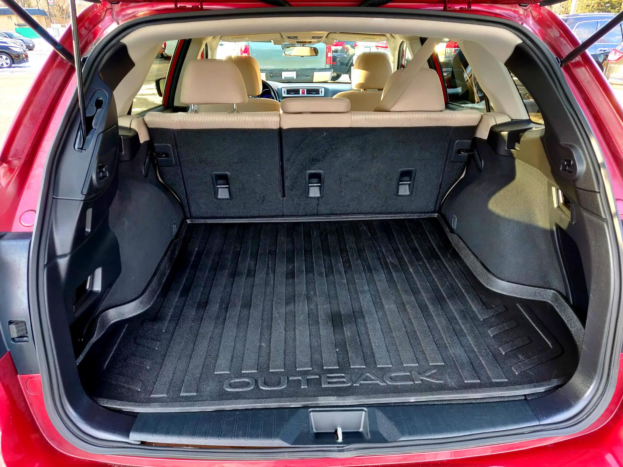 2016 Subaru Outback 4dr Wgn 2.5i Premium