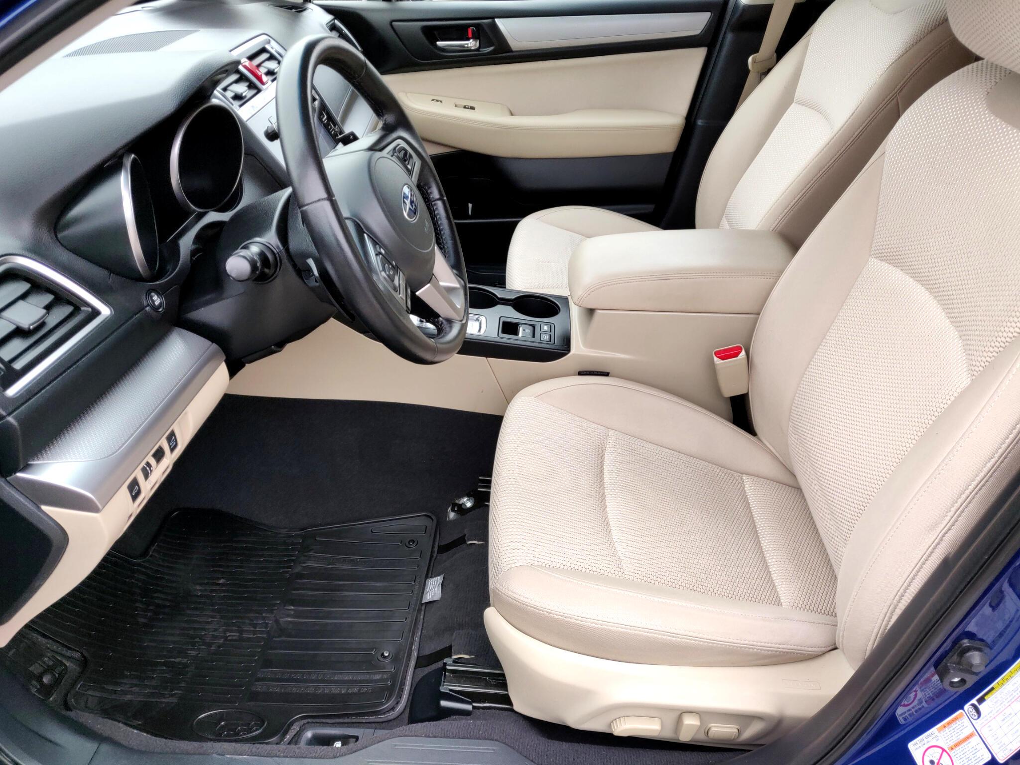 2016 Subaru Outback 4dr Wgn 2.5i Premium PZEV