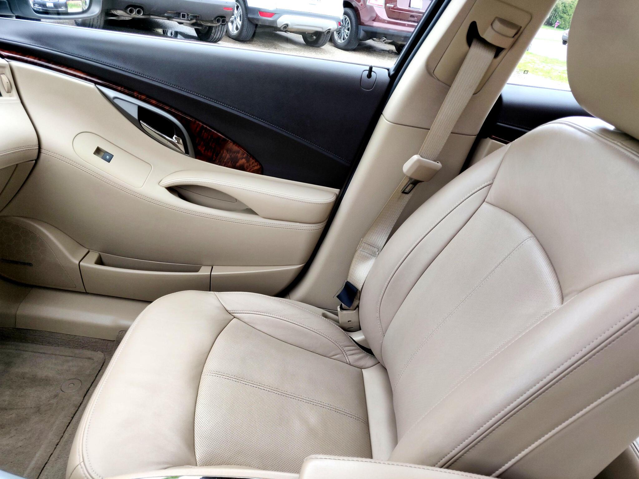 2012 Buick LaCrosse 4dr Sdn Premium 3 FWD